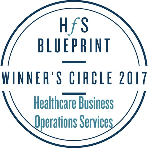 Hfs places optum in the winners circle hfs blueprint winners circle 2017 logo malvernweather Gallery
