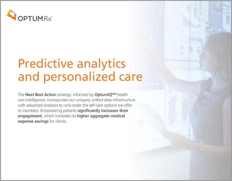 Using Data To Personalize Care