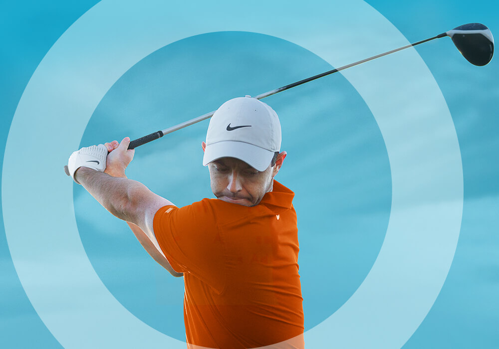 aside img of Rory McIlroy, Optum health ambassador, looks at the big picture