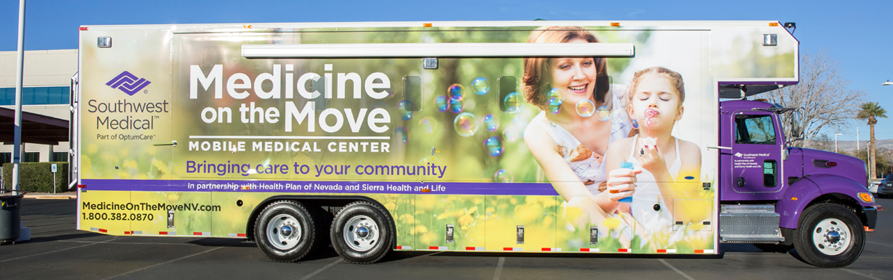 Southwest medical Medicine on the Move Mobile