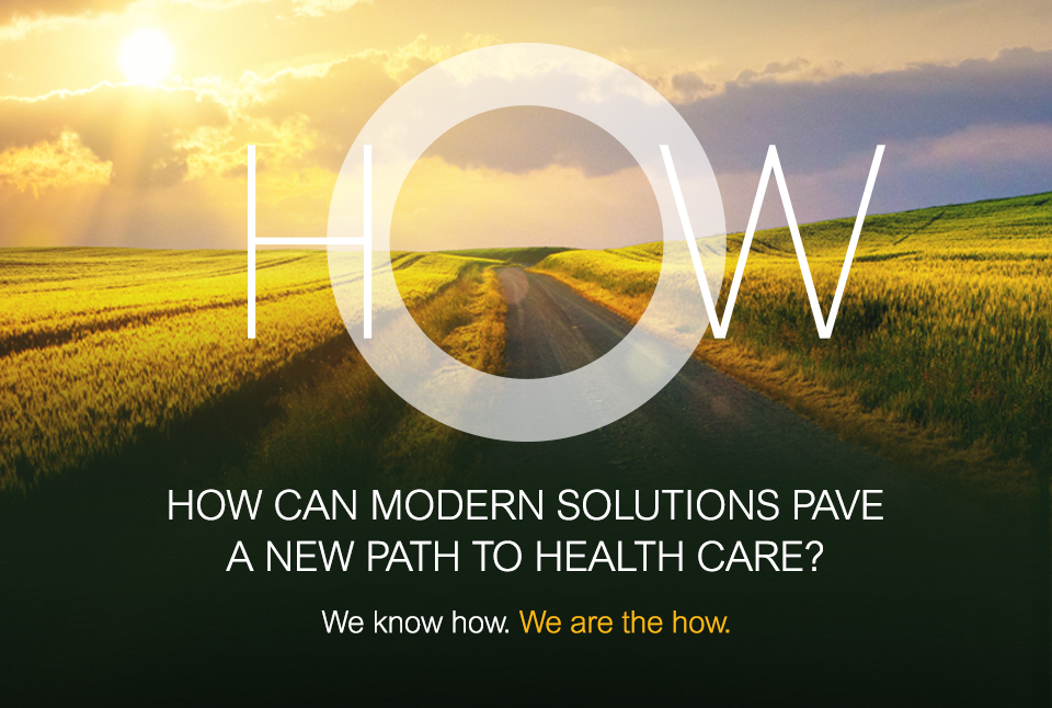 How can modern solutions pave a new path to health care