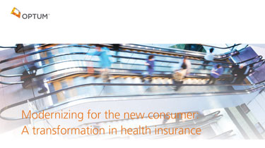 e-book Modernizing for the new consumer a transformation in health insurance