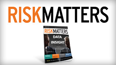 Risk matters data insights