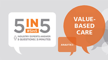 Five in five Value Based Care infographic