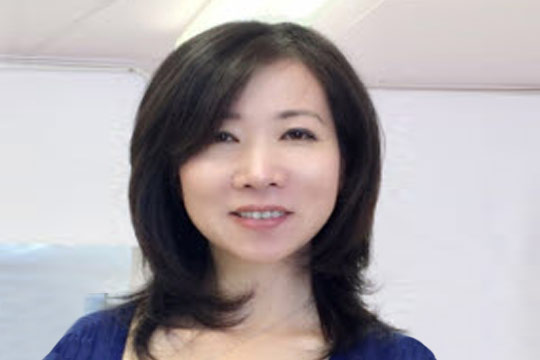 Julie Zhu, Distinguished Engineer