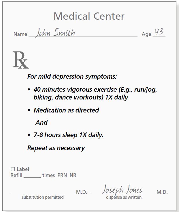 depression alternative medication